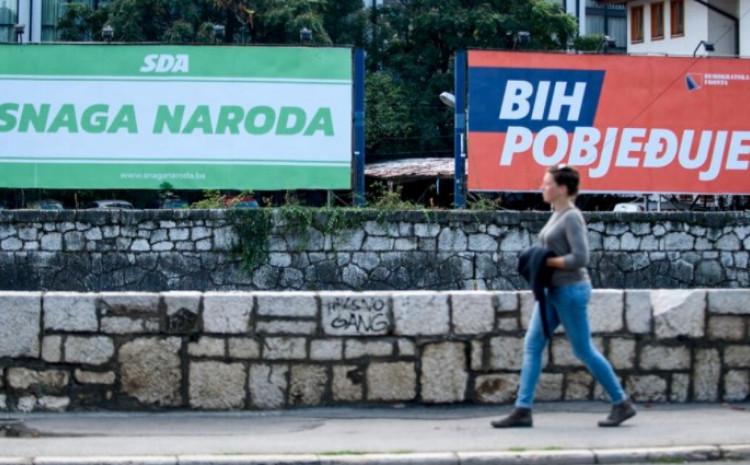 Koliko su stranke prikazale da su potrošile novca u kampanji