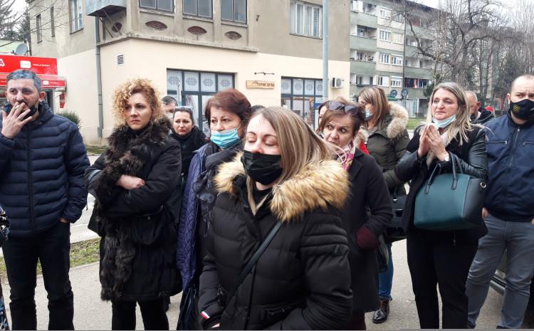 Majka Ljiljana Rudić nakon presude