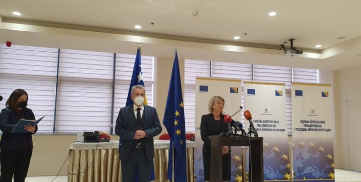 S konferencije za novinare u Mostaru