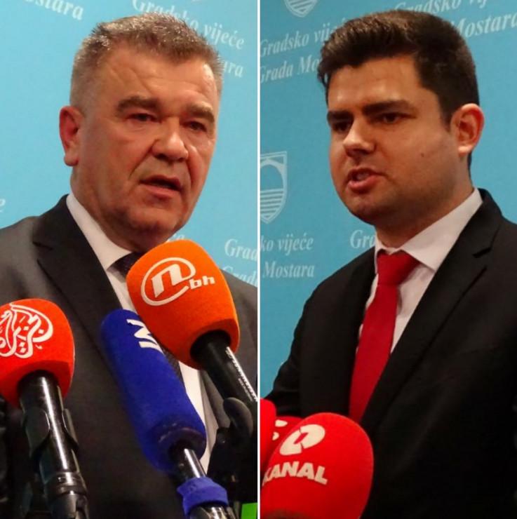 Salem Marić i Arman Zalihić