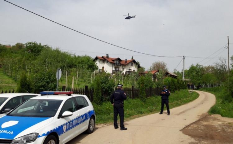 Policija uhapsila bahatog vozača u šumi