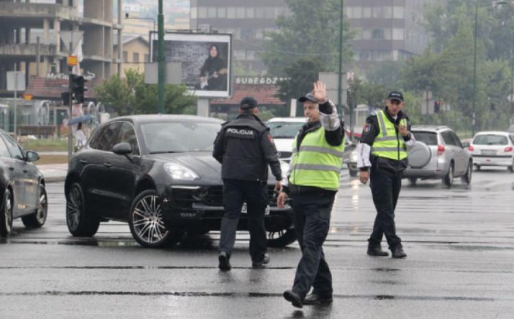 Muškarac uhapšen na Bistriku