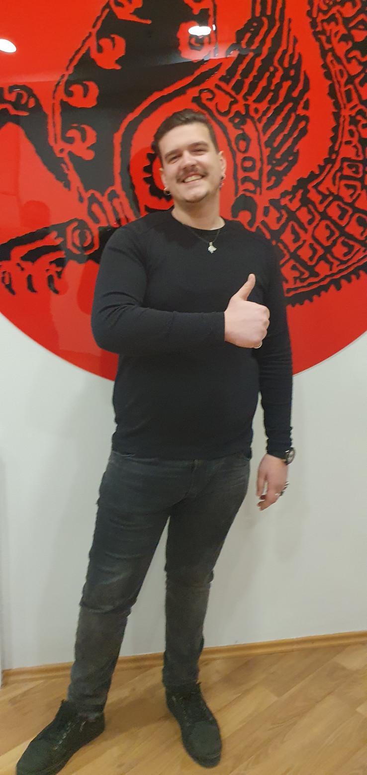 Isak Šabanović: Volim Sarajevo