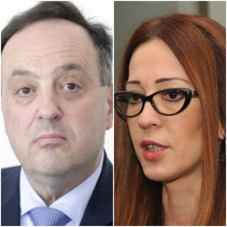 Ranko Debevec i Alena Kurspahić-Nadarević