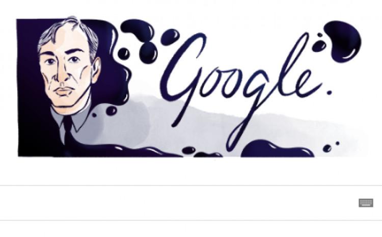 Naslovna strana Googlea