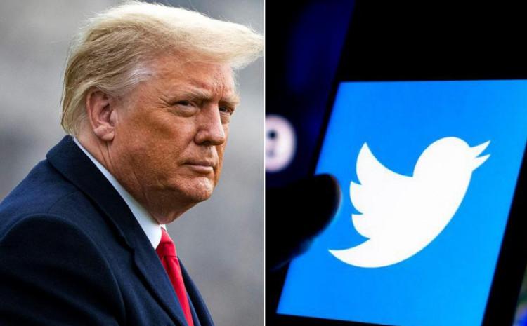 Trampu je u januaru trajno ukinut nalog na Tviteru