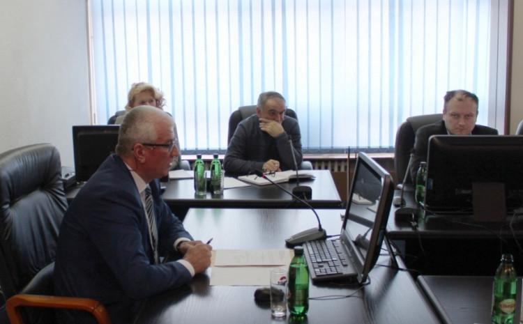 Sa sjednice Vlade SBK
