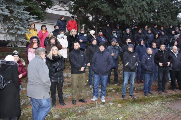 Najavljuju da će 15. februara u 12 sati održati protest pred zgradom Vlade Fedracije BiH