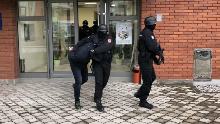 """Tri pripadnika """"škaljarskog klana"""" uhapšena na Jahorini"""