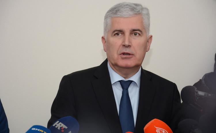 Predsjednik Hrvatskog narodnog sabora BiH i HDZ-a Dragan Čović