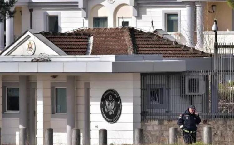 Iz američke ambasade slučaj prijavili policiji