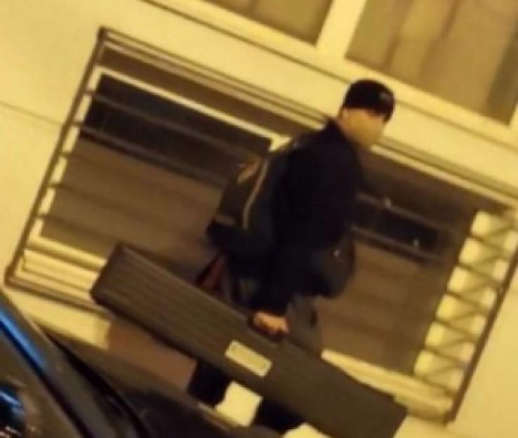 Snimak prikazan u emisiji