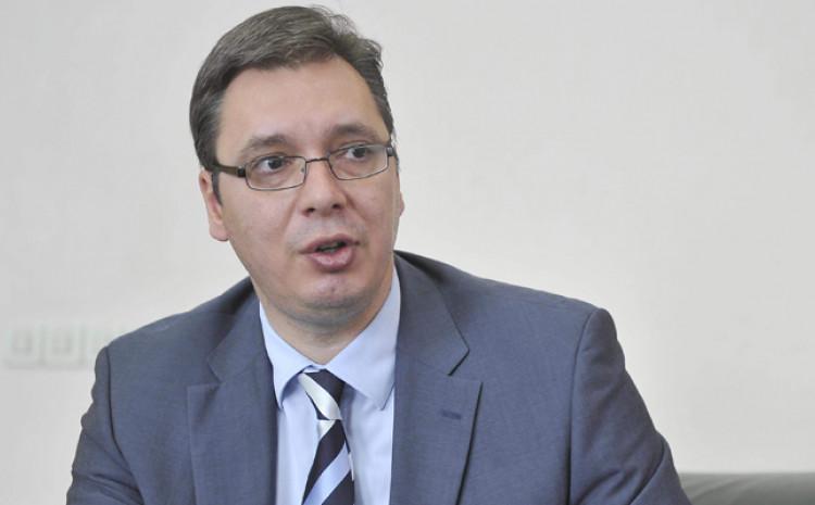Vučić: Najavio obračun sa organiziranim kriminalom