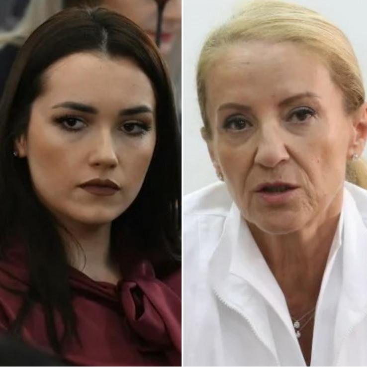Arijana Memić i Sebija Izetbegović
