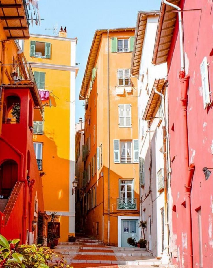 Grad šarenih ulica