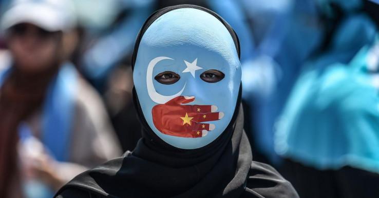 Korištenje tehnologije za zločine nad Ujgurima