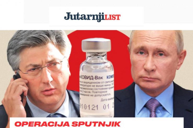 U Hrvatsku stiže milion vakcina Sputnjik