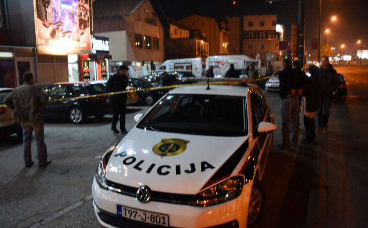Napad se desio u ulici Džemala Bijedića