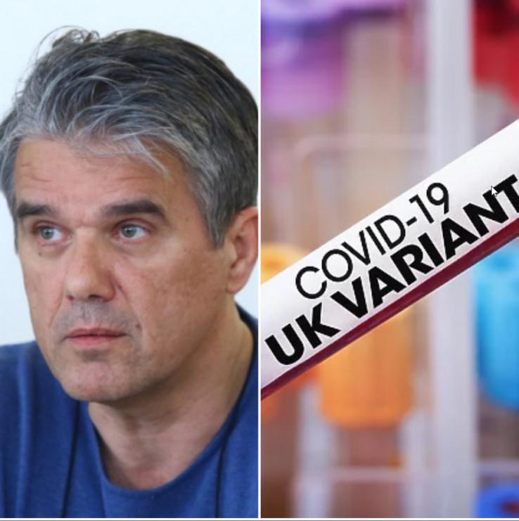 Potvrđena još četiri slučaja britanskog soja koronavirusa u BiH