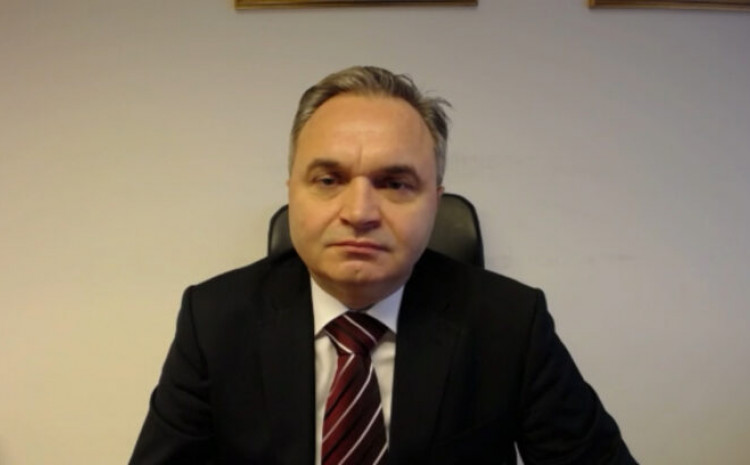 Zijad Bećirović, direktor Međunarodnog instituta za bliskoistočne i balkanske studije