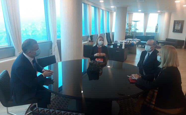 Sa sastanka Radončića i Koča: Izvrsna saradnja tokom cijelog mandata