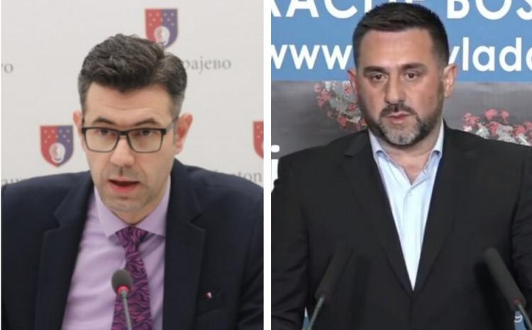 Anis Krivić i Edin Ramić