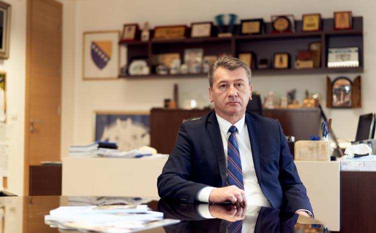 Hadžibajrić: Ne mogu reći ni da imamo ni da nemamo saradnju