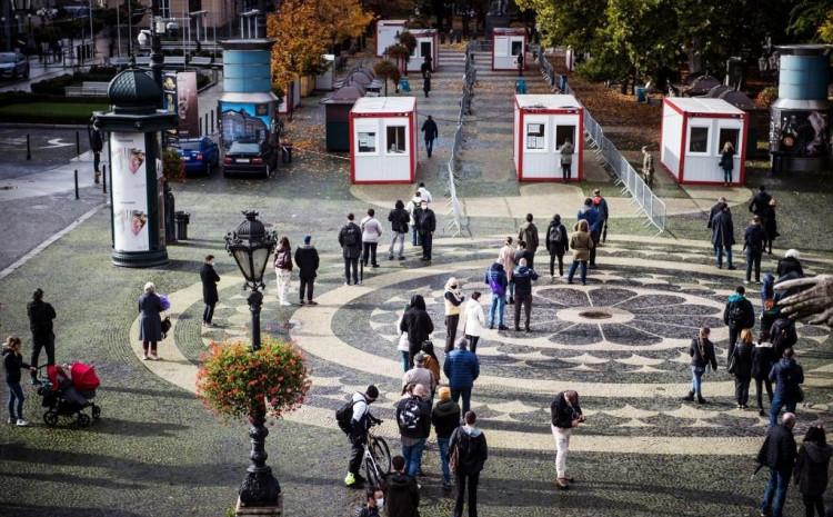 Masovno testiranje građana u Slovačkoj