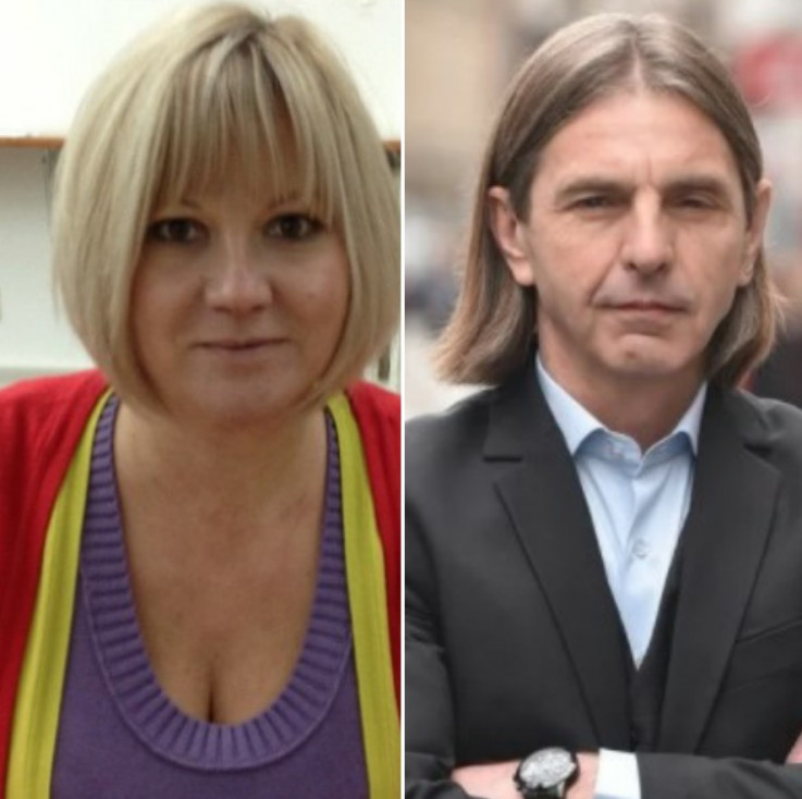 Sanja Vlaisavljević i Predrag Kojović