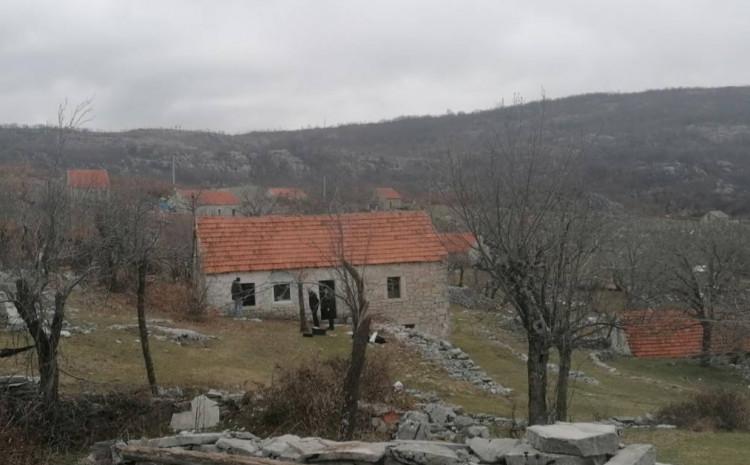 Kuća u kojoj se dogodila tragedija