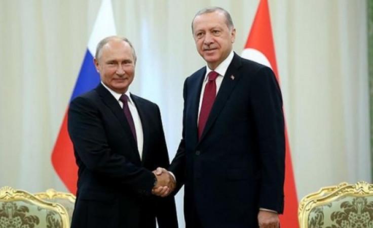 Putin i Erdoan