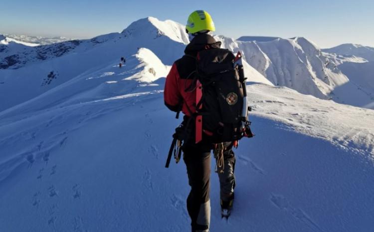 Akcija spašavanja planinara