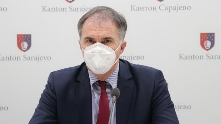 Drljević: Vakcinacija je trebala davno početi