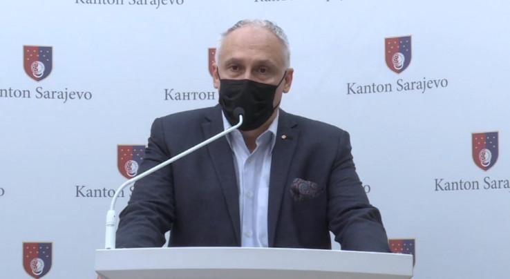 Ministar zdravstva Vranić