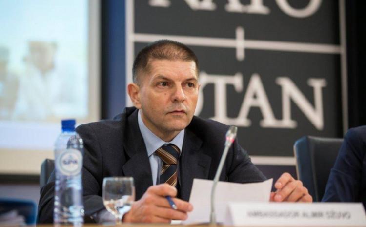 Džuvo: Bio i ambasador BiH u NATO-u