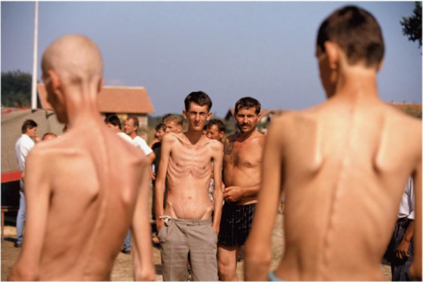 Fotografije iz prijedorskih logora