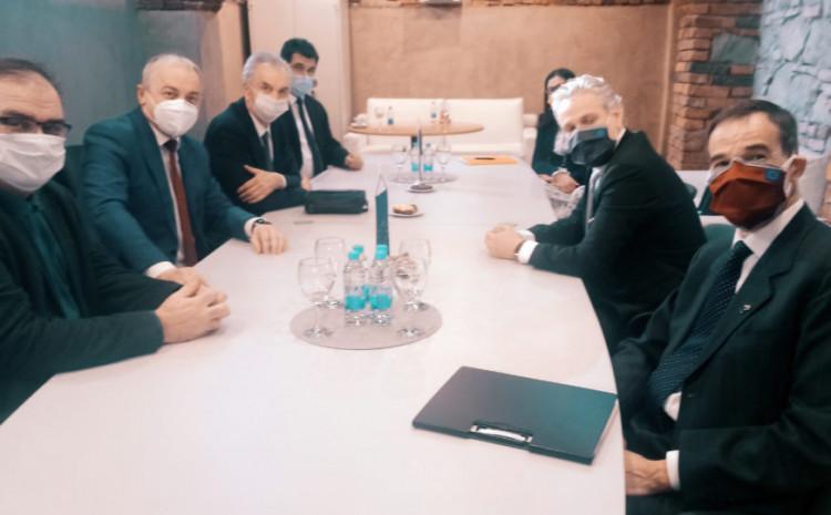 Sa jučerašnjeg sastanka