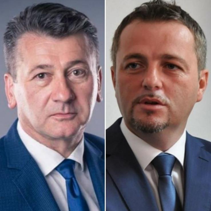 Hadžibajrić i Ogrešević