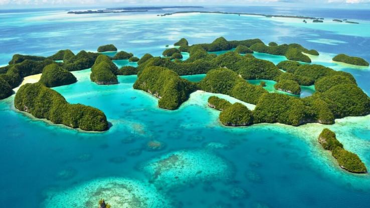 Stjenovita ostrva