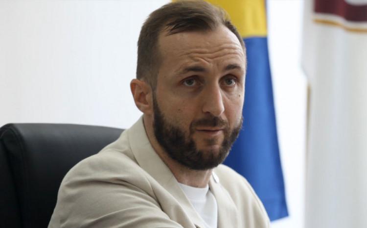 Dopredsjedavajući OV Stari Grad Damir Saračević