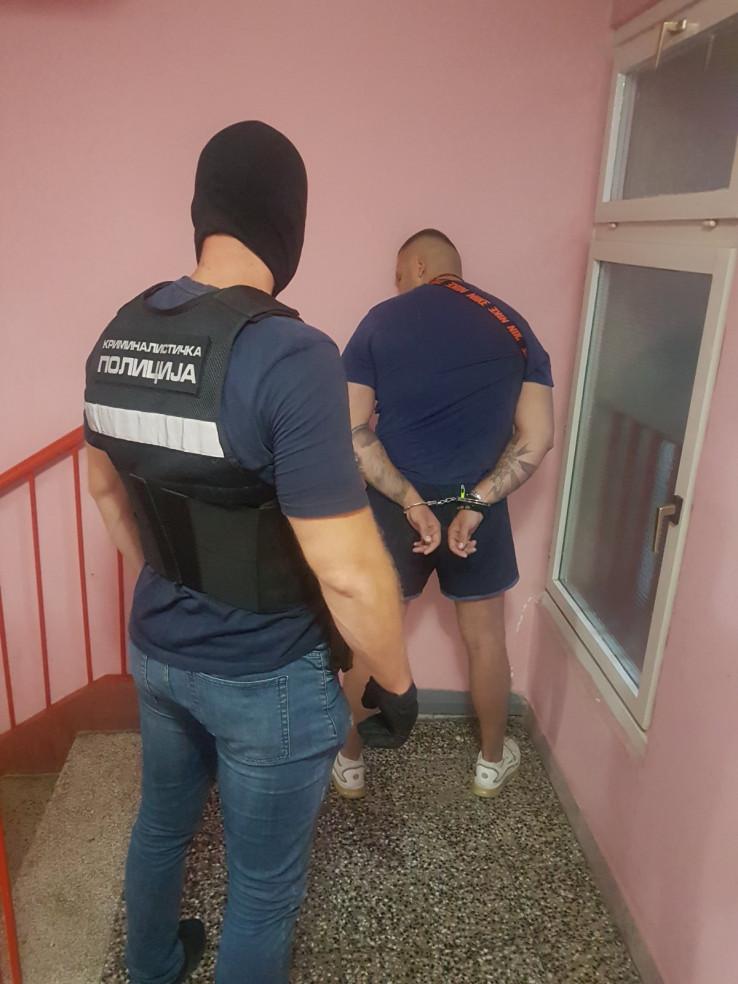 Hapšenje Bobana Kantara