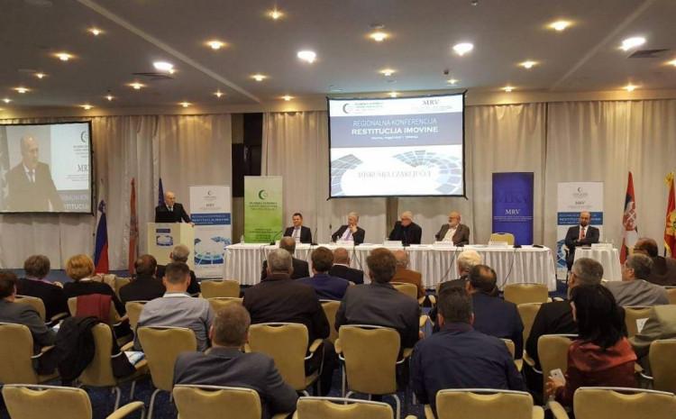 Evropski parlament u svojoj rezoluciji iz 2018. uvjetovao BiH da pokrene postupak restitucije