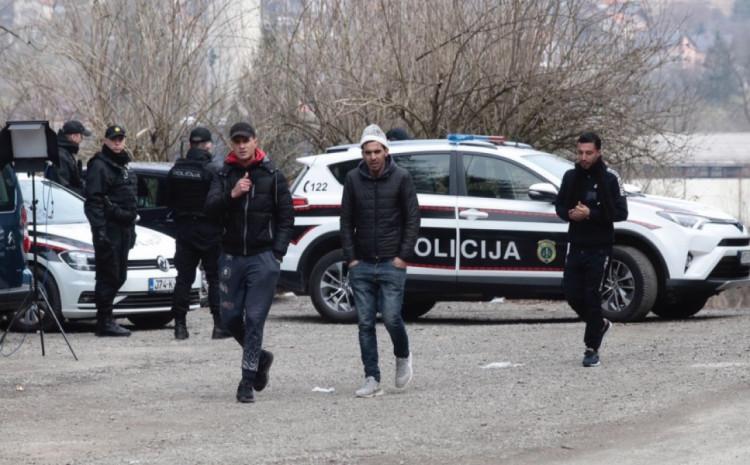 Migranti opljačkani u Blažuju