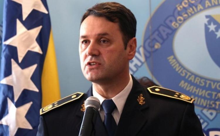 Colonel General Senad Mašović