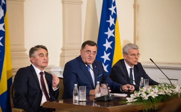 U zgradi Predsjedništva BiH počeo sastanak