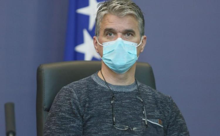 Goletić: UNDP pozitivno odgovorio u vezi nabavke hemikalija i potrošnog materijala