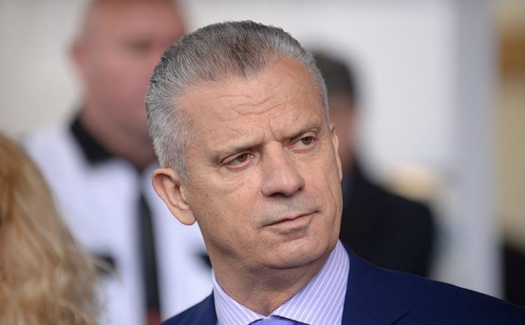 Fahrudin Radončić, President of SBB
