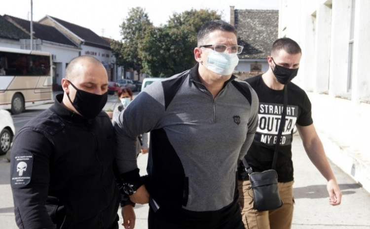 Golubović: Ranije ga privodili zbog prijatnji smrću