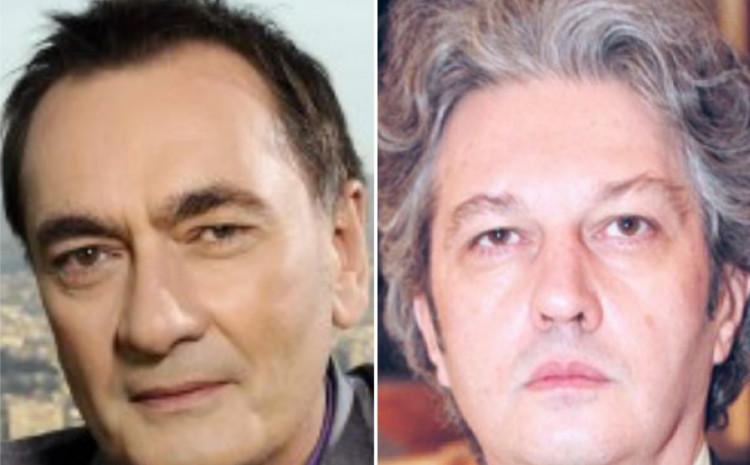 Senad Hadžifejzović i Milomir Marić