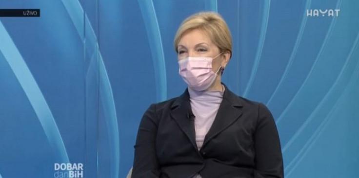 Enra Mehmedika-Suljić